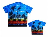 Palm Beach Hawaiian Shirt (05752)